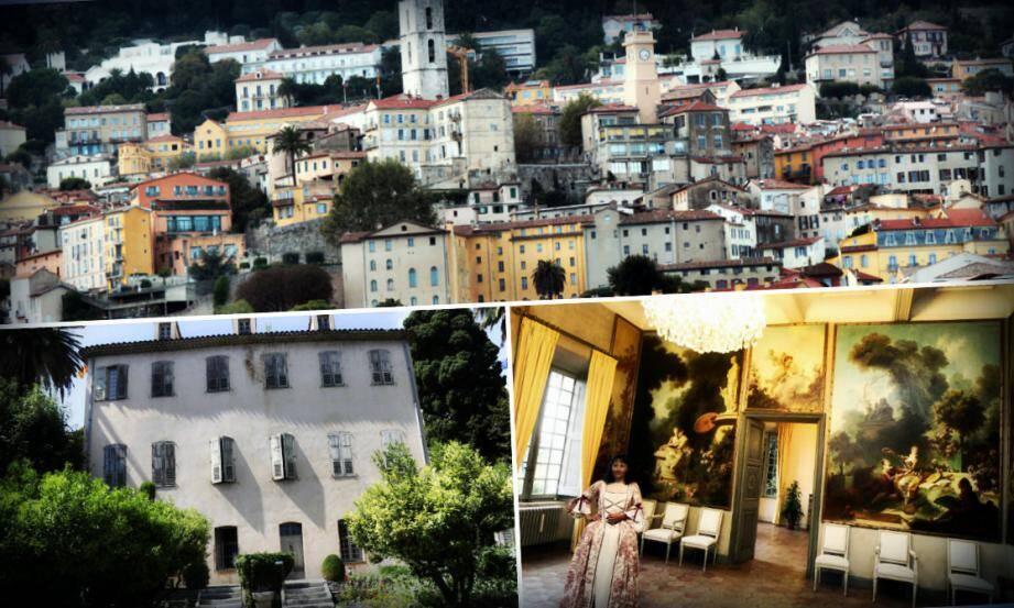 Grasse est devenue depuis le XVIIe siècle, la capitale mondiale de la parfumerie