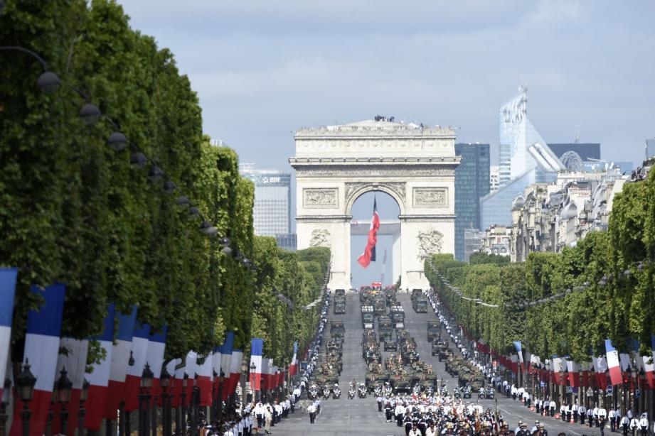 Défilé du 14-Juillet 2015 à Paris