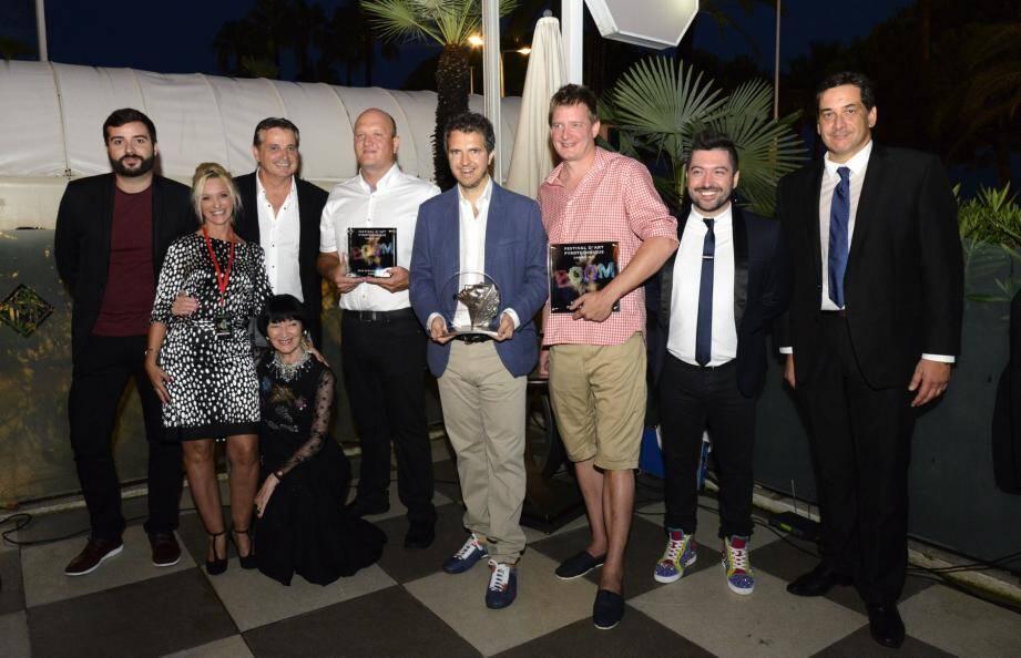L'Argentine récompensée au Festival d'art pyrotechnique de Cannes