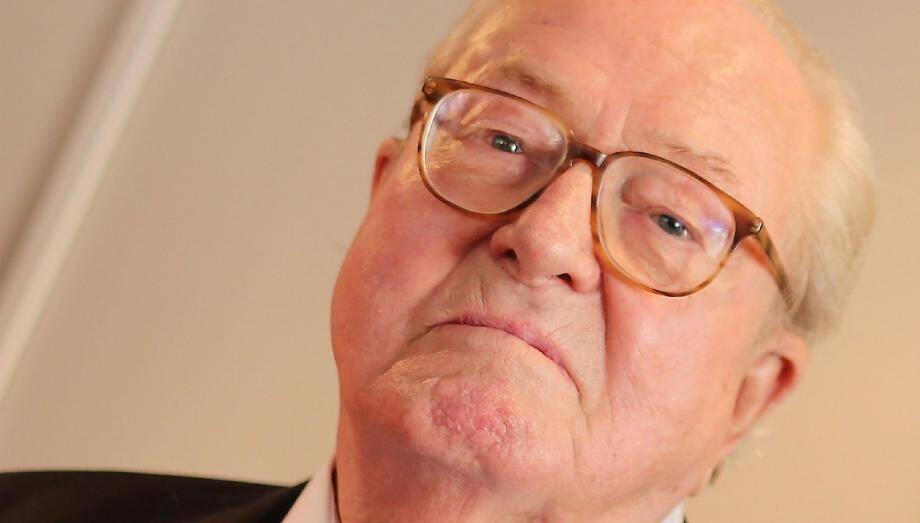 Jean-Marie Le Pen, illustration