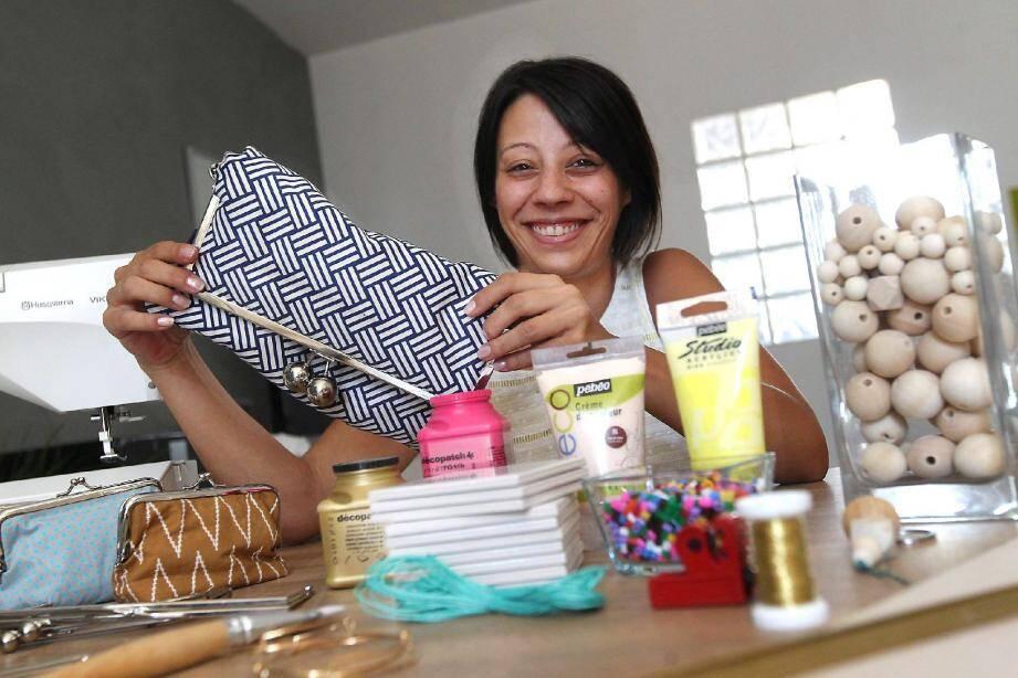 Anaïs Mortreau, fondatrice de Tookoo Création, s'est d'abord lancée dans la confection de sacs. Aujourd'hui, elle continue avec un nouveau projet de produits à faire soi-même.