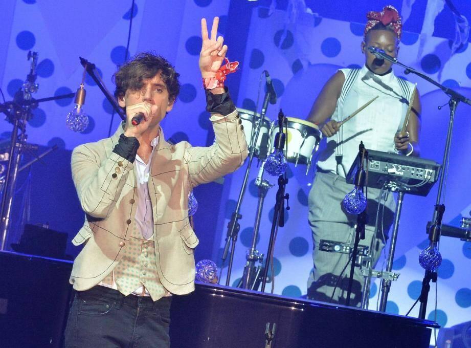 Mika, star de la Casino Night samedi soir - 30271311.jpg
