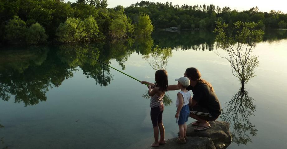 La pêche est l'un des loisirs préféré des Français.