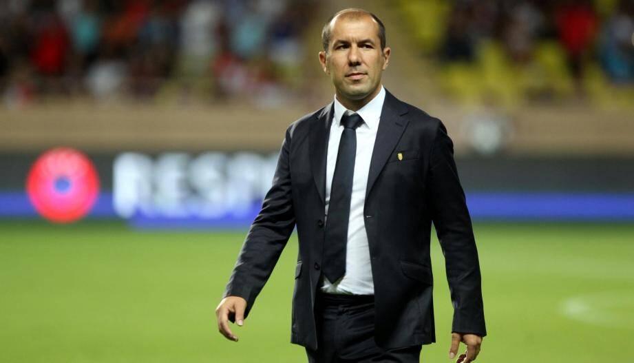 Leonardo Jardim, entraîneur de Monaco.