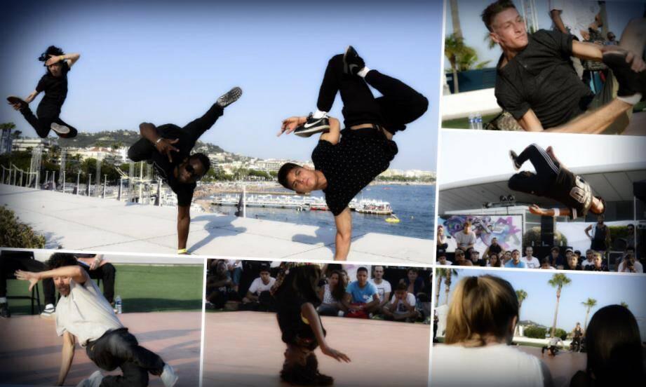 Des figures époustouflantes, des acrobaties aériennes... le Break the Floor Summer a mis l'ambiance à Cannes