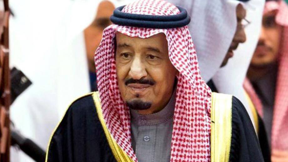Le roi Salmane ben Abdel Aziz d'Arabie Saoudite