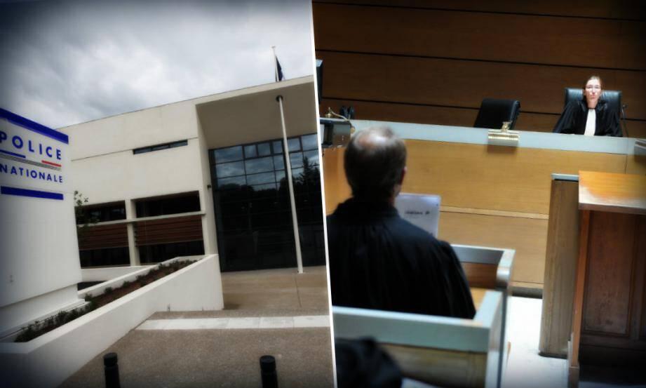 Ce lundi, le procureur Philippe Guémas n'a pas été tendre dans un dossier « particulièrement navrant car par principe, notre confiance est acquise aux policiers...»