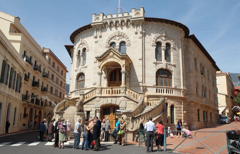 Tribunal Monaco Justice