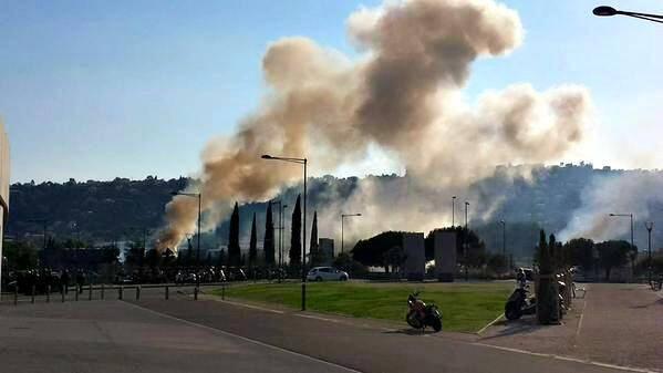 incidents allianz riviera 150802