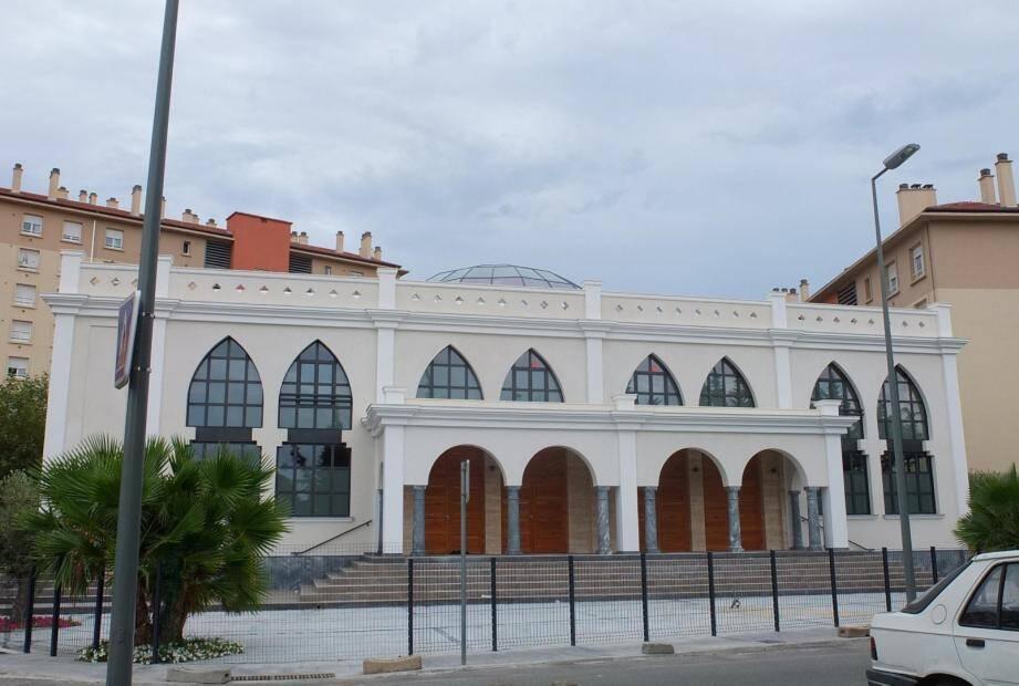 La mosquée sera ouverte exceptionnellement pour l'Aïd.