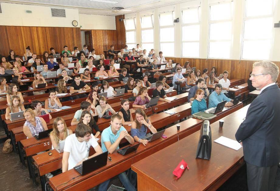 « L'Université doit privilégier l'insertion p - 14279076.jpg