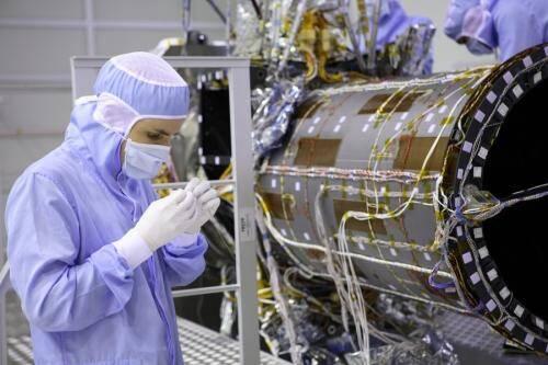 Thales Alenia Space prépare la succession des satellites Pléiades.