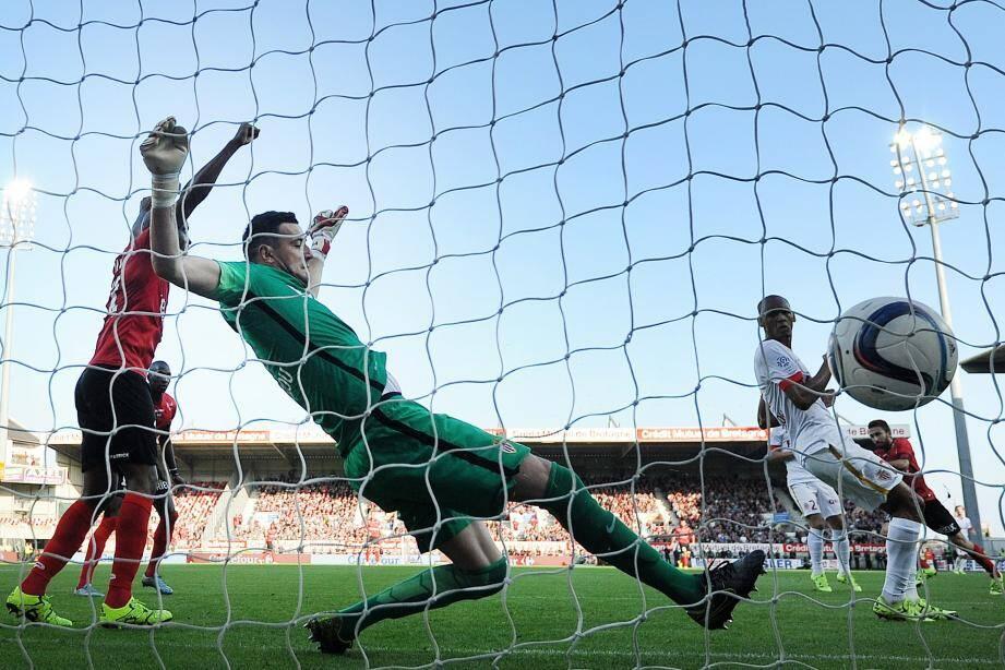 3-3 pour l'AS Monaco face à Guingamp.