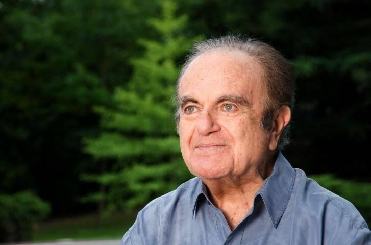 Guy Béart en 2010.