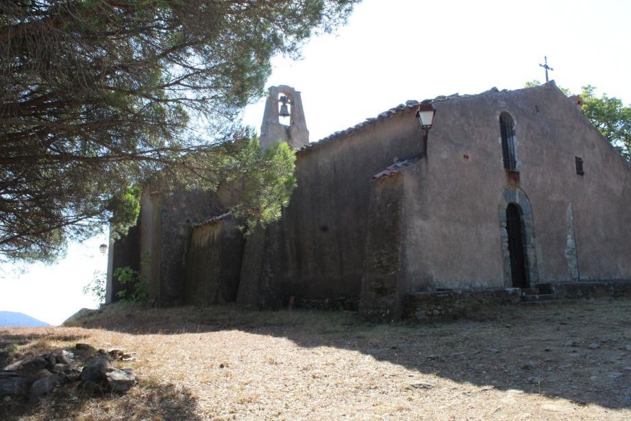 Notre Dame de Miremer, un lieu symbolique qui accueille aussi les enfants du catéchisme.