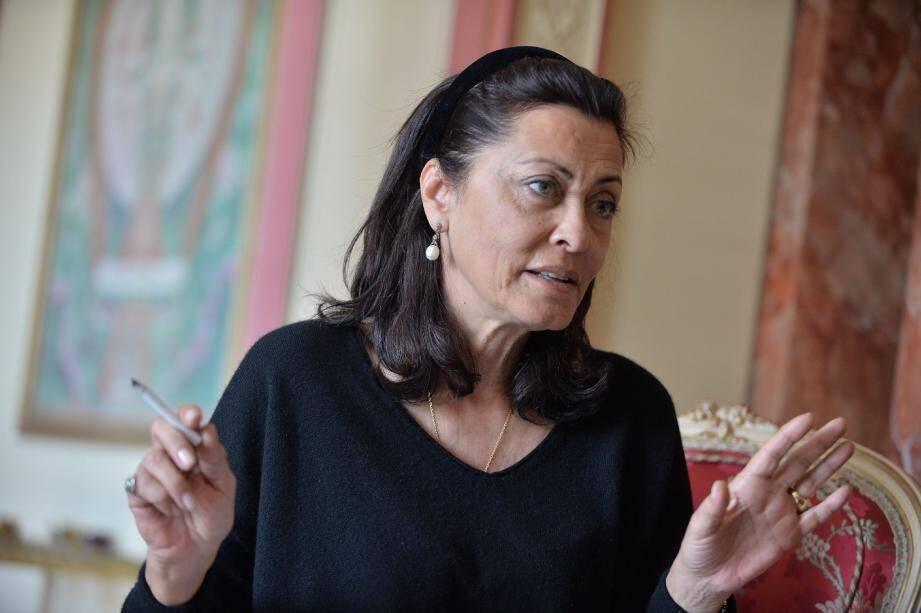 Tania Rappo, inculpée à la suite d'une plainte pour « escroquerie » déposée par Dmitriy Rybolovlev contre Yves Bouvier.