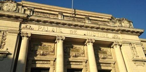 Tribunal de Toulon.