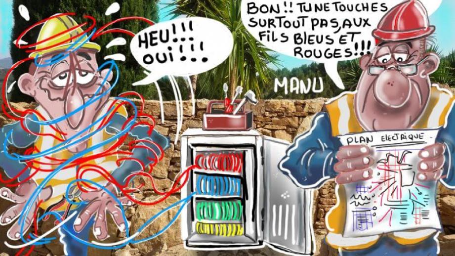 Saint-Laurent : l'opérateur écrase leurs lig - 30522790.jpg