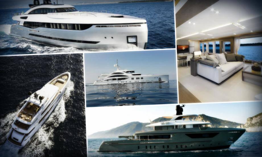 Design hors norme, engins hybrides, des paquebots dignes d'un appartement avec salle de gym... Les superyachts hissent les voiles au Monaco Yacht Show