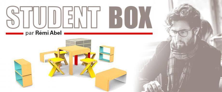Illustration Student Box