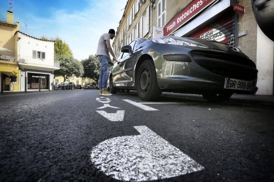 La première heure de stationnement en voirie va devenir gratuite à Antibes. Mais dans le même temps, près de 500 places vont devenir payantes!