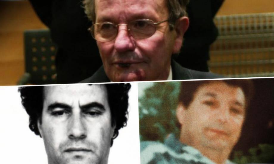 Michel Pinneteau (en haut) a été innocenté. Le meurtrier court toujours