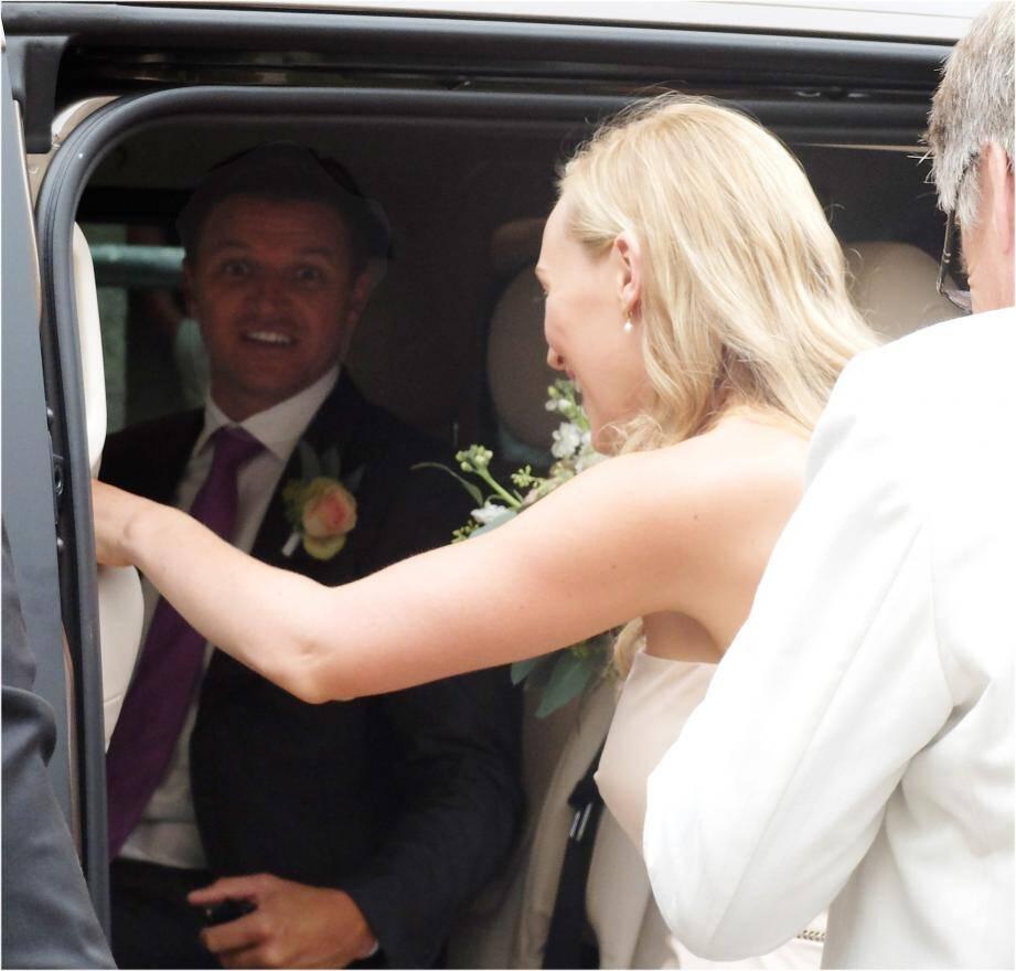 Mariage de Roisin Gavin et Gareth Wittstock