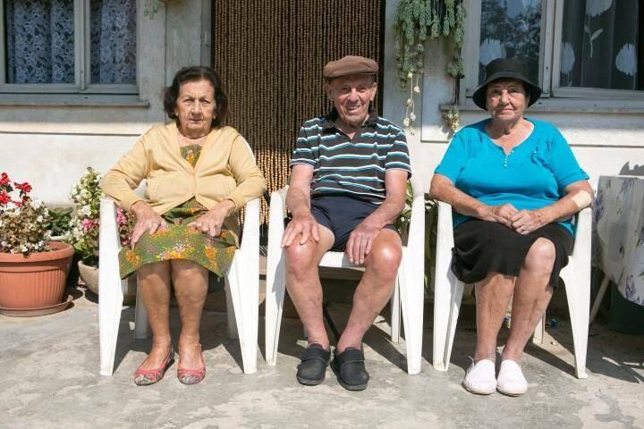 Ces retraités font de la résistance.