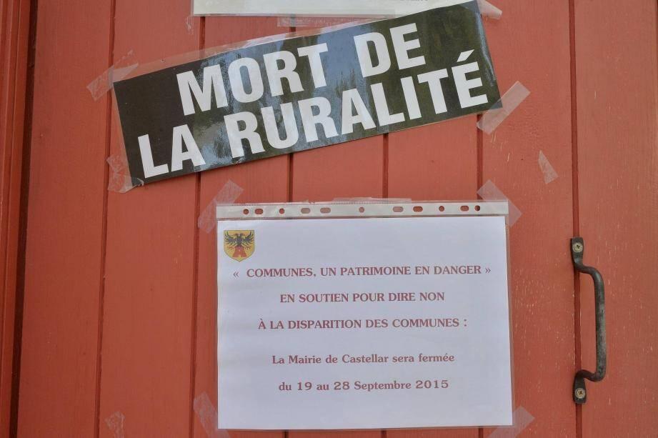 La mairie de Castellar sera fermée du 19 au 28 septembre.