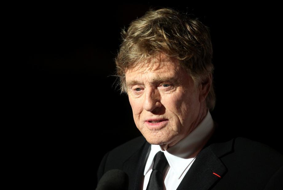 Robert Redford a reçu le prix Rainier-III à Monaco.