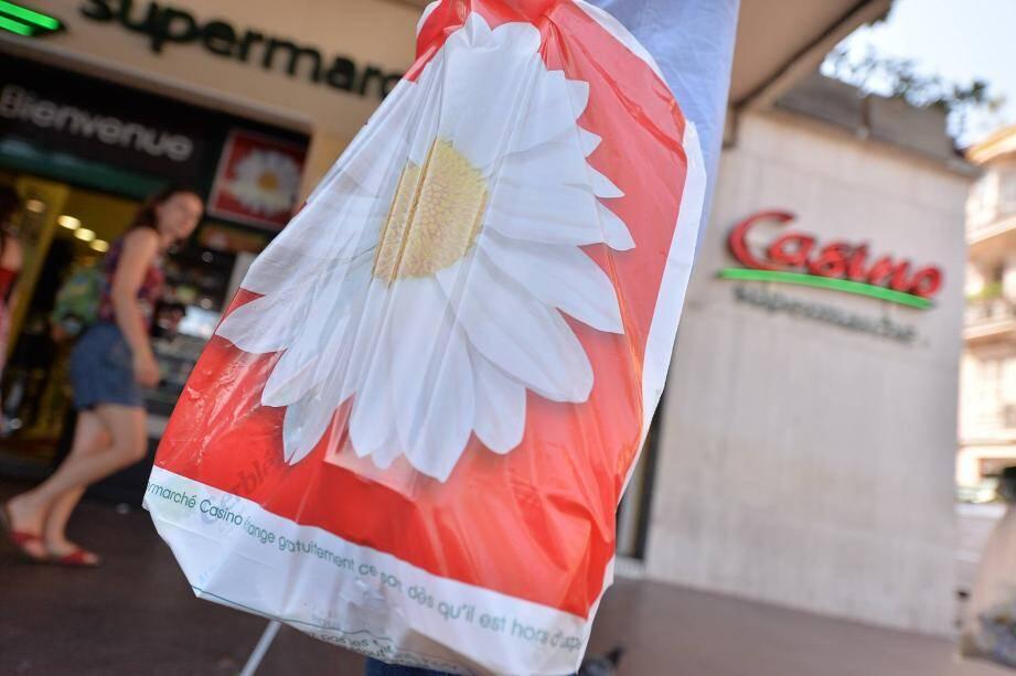 Des sacs comme celui-ci doivent pouvoir être réutilisés plus facilement que ceux à usage unique.