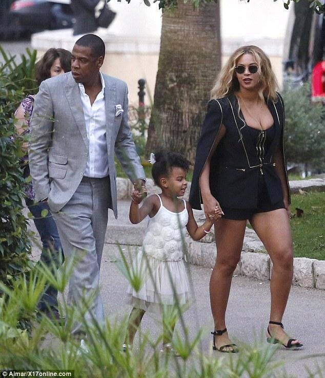 Beyoncé et Jay Z à Monaco