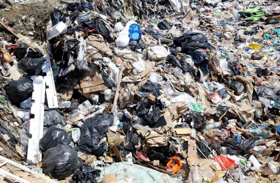 Illustration de déchets