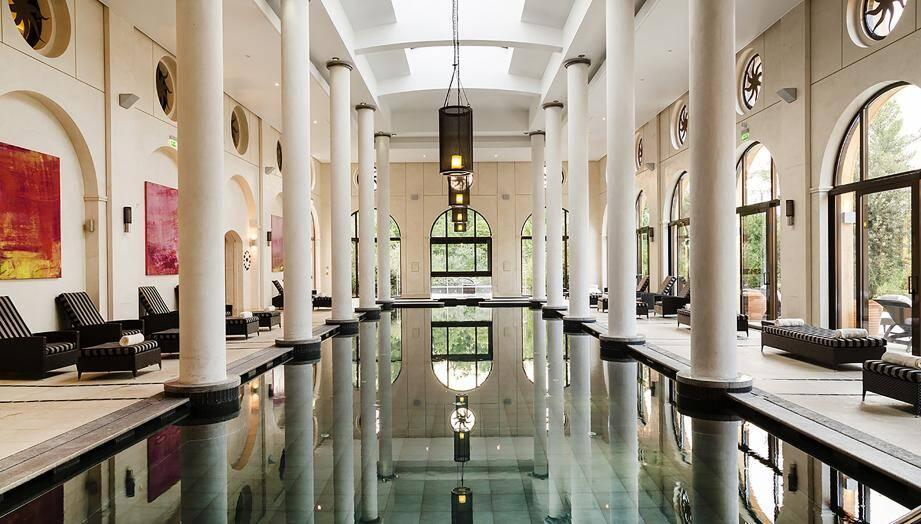 Le spa de Terre Blanche conjugue luxe et quiétude sur 3.200m².