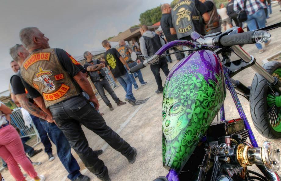 Les amateurs de Harley Davidson ont rendez-vous à Opio