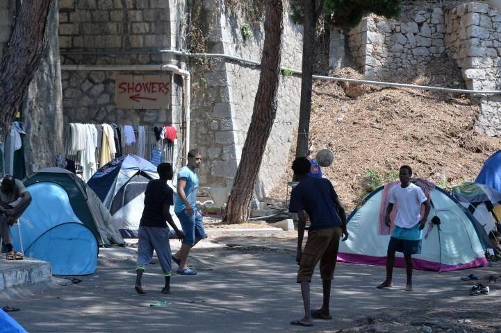 """""""Avant de se prononcer sur l'accueil des réfugiés, il faut réfléchir ensemble sur les modalités d'accueil"""", martèle Jean-Claude Guibal"""