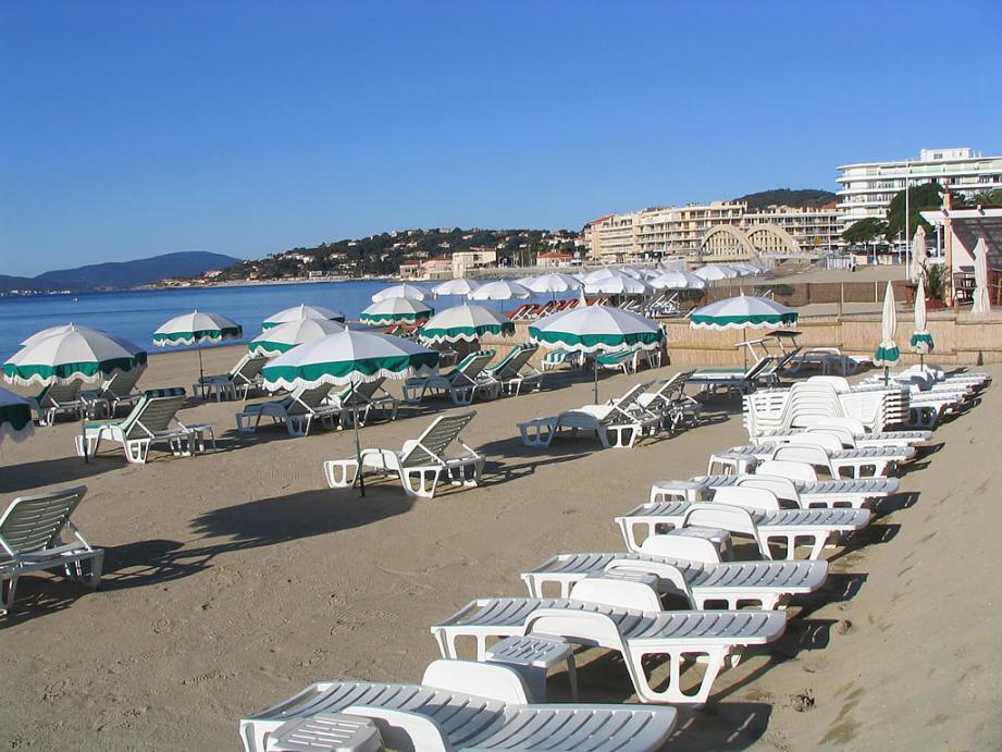 Sainte-Maxime est la première station balnéaire méditerranéenne, en termes d'hébergement, selon Trivago.