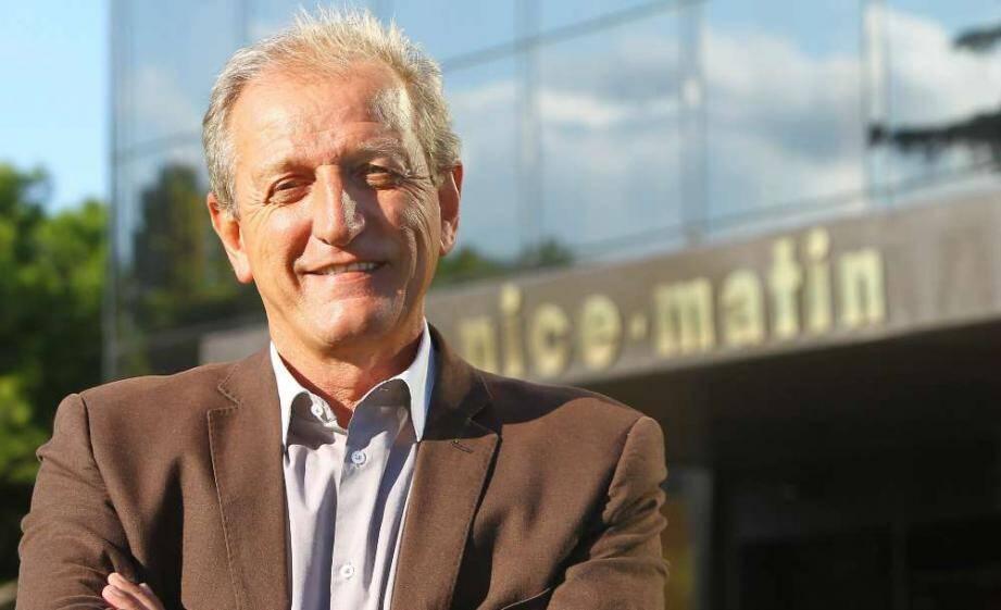 Jean-Marc Pastorino, nouveau président du directoire du Groupe Nice-Matin.
