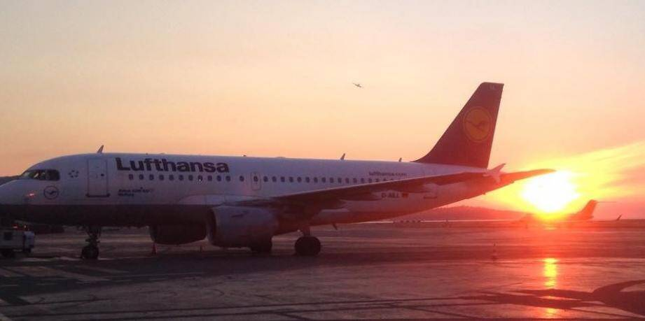 La grève de pilotes de la Lufthansa perturberont les longs-courriers en départ de l\'Allemagne, ce mercredi.