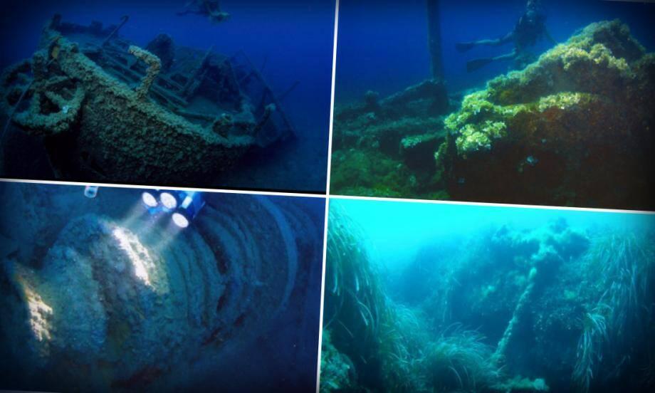 Ces merveilleux sites de fouilles sous-marines se méritent. Prenez vos précautions.