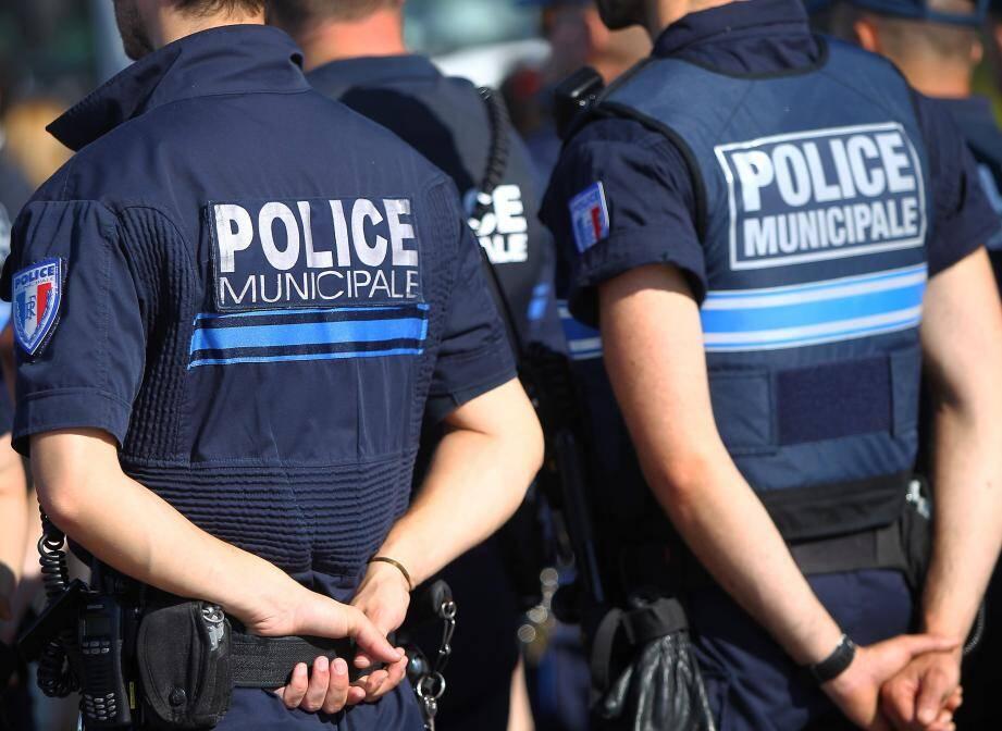 La police municipale.