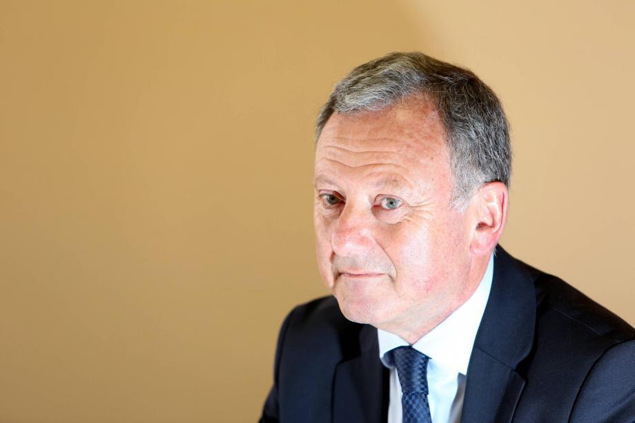 Rudy Salles, député des Alpes-Maritimes.