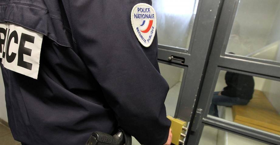 Une cellule de garde à vue (image d'illustration).