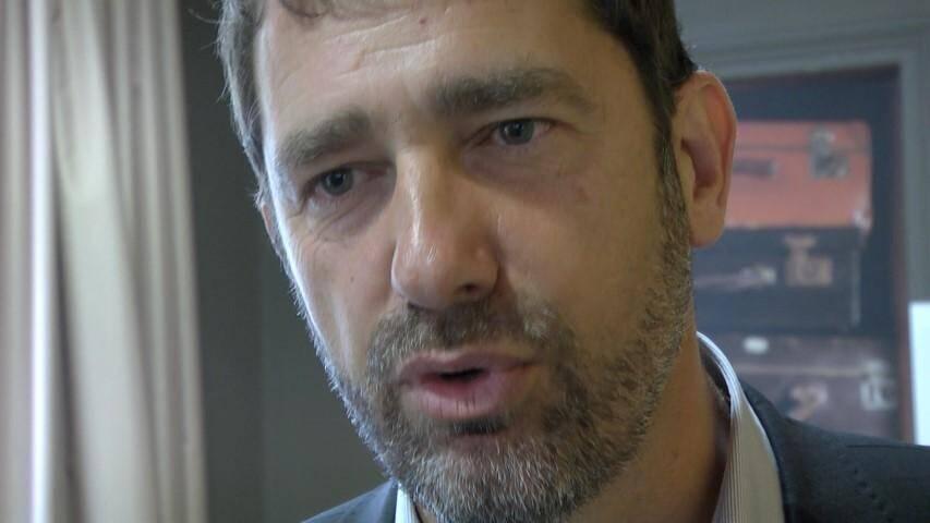 Christophe Castaner, ancien candidat PS aux régionales en Paca