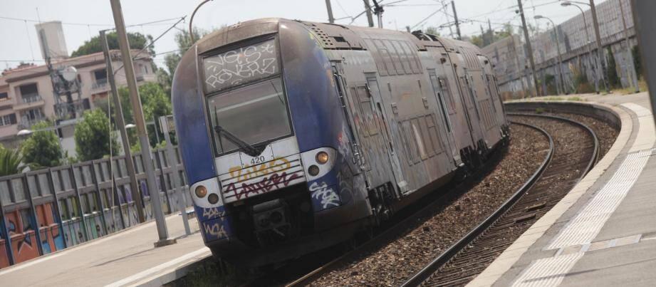Un train a dû être évacué en gare de Beaulieu-sur-Mer dimanche en début d'après-midi en raison de la présence d'un colis suspect.
