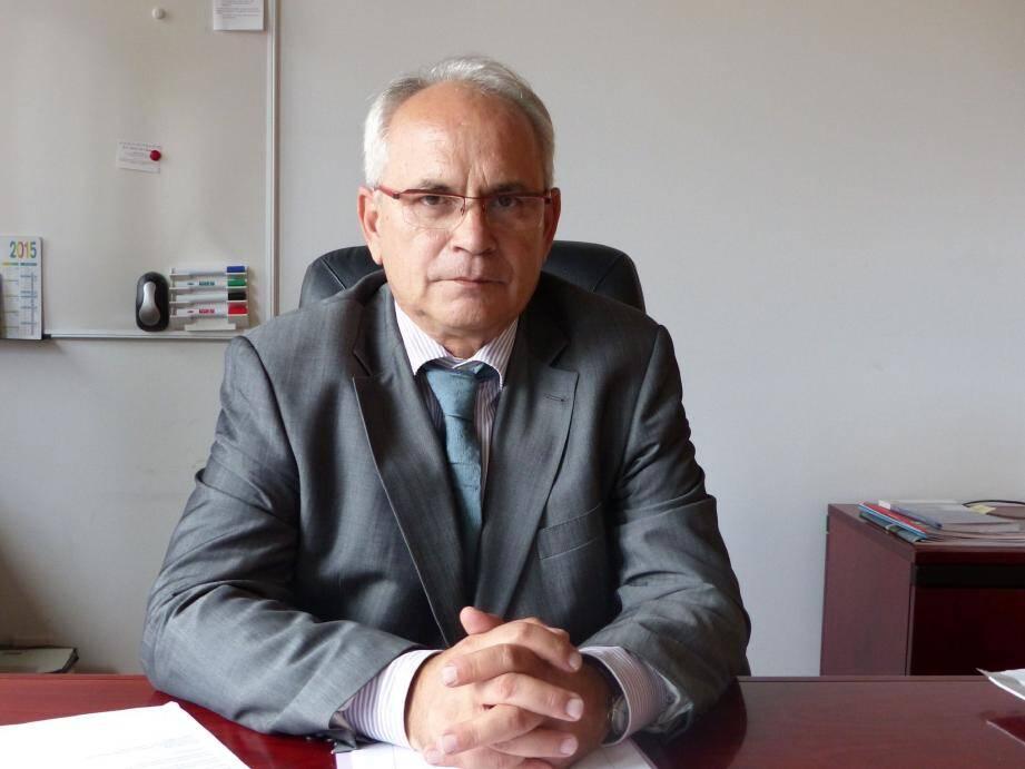 Le procureur de la République Ivan Auriel a pris ses fonctions au parquet de Draguignan.