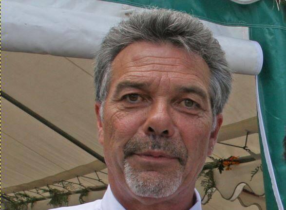 Le maire d'Amirat Yvon Michel