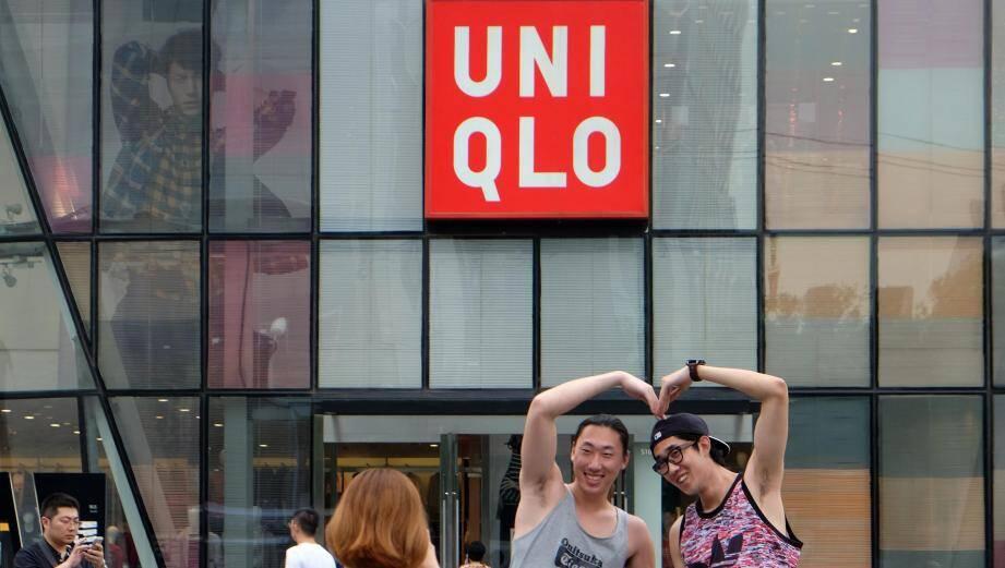 Un magasin Uniqlo.