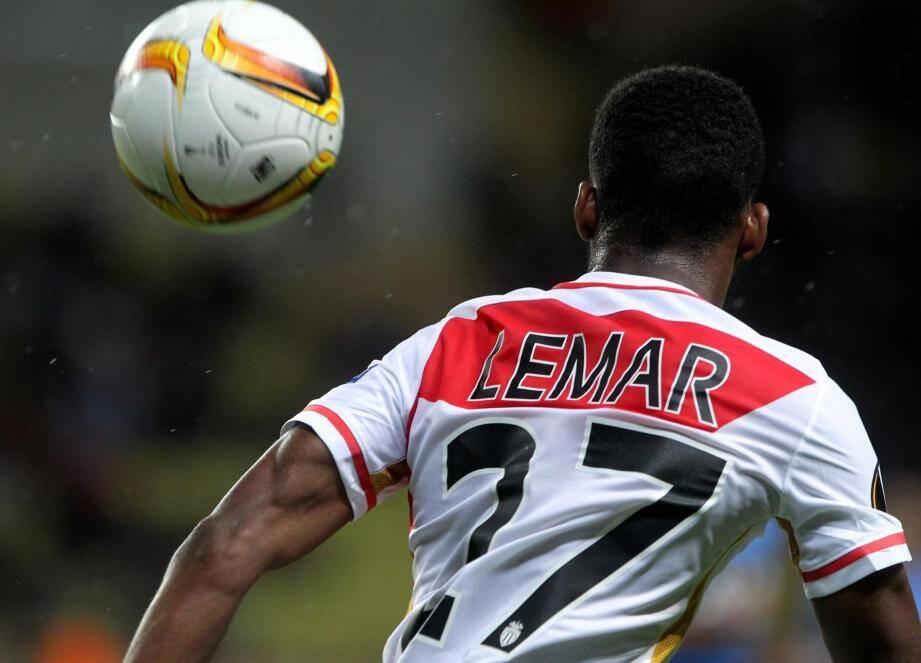 Lemar, joueur de l'ASM.