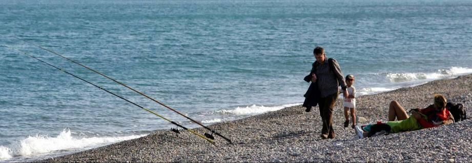Illustration de la pêche.
